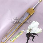 ECW0786 D.Gray-Man Hallow D Gray Man Dgrayman Allen Walker Sword Cosplay Weapon Prop - D. Gray-Man