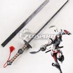 ECW0872 Devil Kings Sengoku Basara 4 Sumeragi Azai Nagamasa Sword Cosplay Weapon Prop - Devil Kings / Sengoku Basara