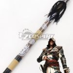 ECW0901 Assassin's Creed IV: Black Flag Edward James Kenway Blowpipe Cosplay Weapon Prop - Assassin's Creed