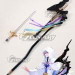 ECW0990 Fate Grand Order Caster Merlin Staves Cosplay Weapon Prop - Fate Series