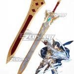 ECW1171 Fire Emblem Heroes Alfonse Sword Scabbard Cosplay Weapon Prop - Fire Emblem