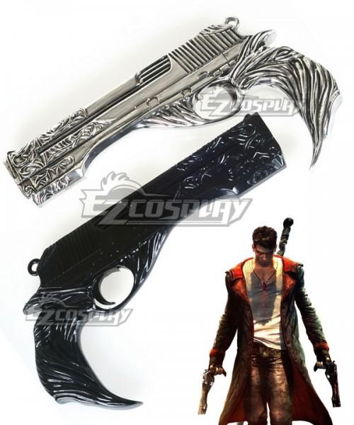 Ecw1217 Dmc Devil May Cry 5 Dante Two Guns Cosplay Weapon Prop