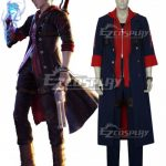 EDC0023 Devil May Cry Nero Cosplay Costume - Only Underwear