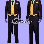 EDCG023 DC Comics Batman Arkham City Joker Cosplay Costume - D.C