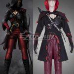 EDCG024 DC Comics Green Arrow Nyssa al Ghul Cosplay Costume - D.C