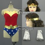 EDCG031 DC Comics The Justice League Part Two Wonder Woman Cosplay Costume - D.C