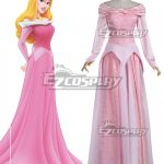 EDIS007 Disney Sleeping Beauty Aurora Princess Dress Cosplay Costume - A Edition - Disney