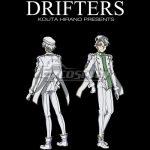 EDRI006 Drifters Kafeto Cosplay Costume - Drifters