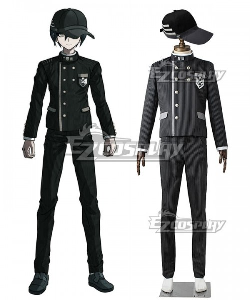 EDRW026 Danganronpa V3: Killing Harmony Shuichi Saihara Cosplay Costume -  Danganronpa