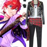 EESS016 Ensemble Stars First Star Rock Subaru Akehoshi Cosplay Costume - Ensemble Stars