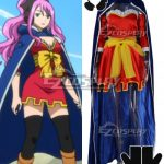 EFT0017 Fairy Tail Meredy Cosplay Costume - Fairy Tail