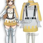 EFT0070 Fairy Tail: Dragon Cry Sonya Cosplay Costume - Fairy Tail