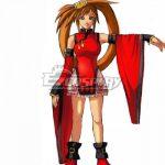 EGGX005 Guilty Gear Jam Kuradoberi Cosplay Costume - Guilty Gear Xrd
