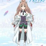 EGTK008 Gakusen Toshi Asterisk Academy Battle City Asterisk The Asterisk War The Academy City of the Water Ernesta Kuhne Cosplay Costume - Gakusen Toshi Asterisk