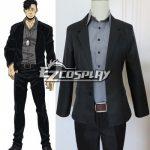 EGWA002 Gangsta Gyangusuta Nicolas Brown Nic Cosplay Costume - Gangsta