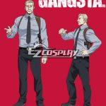 EGWA012 Gangsta Gyangusuta Miles Meyer Miles Mayer Cosplay Costume - Gangsta
