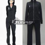 EHAI015 Haikyu!! Cosplay Volleyball Juvenile Black Sportswear Uniform Costume - Haikyuu!! Second Season