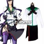 EHD0006 High School of the Dead Busujima Saeko Fight Cosplay Costume - High School of the Dead