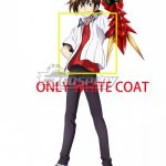 EHSD014 High School DxD BorN Issei Hyoudou Cosplay Costume - ONLY WHITE COAT - High School DxD