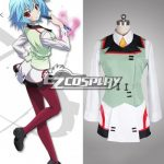 EIS0009 Infinite Stratos 2 Sara Shiki Tatenashi Cosplay Costume - Infinite Stratos