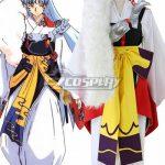 EIY0007 Inuyasha Sesshomaru Cosplay Costume - Inuyasha