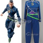 EJJ010 JoJo's Bizarre Adventure: Diamond Is Unbreakable Okuyasu Nijimura Cosplay Costume - JoJo's Bizarre Adventure