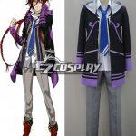 EKAH006 Kamigami no Asobi: Ludere deorum Loki Laevatein Cosplay Costume - Kamigami no Asobi