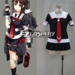 EKCG013 Kantai Collection KanColle Shigure Shiratsuyu Class Destroyer Cosplay Costume - Kantai Collection