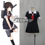EKCG015 Kantai Collection KanColle Shigure Cosplay Costume - Kantai Collection