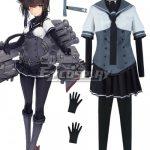 EKCG050 Kantai Collection KanColle Hatsuzuki Akizuki Class Destroyer Cosplay Costume - Kantai Collection