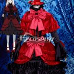 EKK0036 Kushina Gothic Loli Anna Lolita Cosplay Costume - Commission Outfit