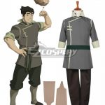 ELK0001 Legend of Korra Bolin Cosplay Costume - Avatar: The Legend of Korra