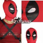 ENA0118 Marvel Halloween Deadpool Lycra Hoods Mask Cosplay Accessory Prop - Deadpool 2