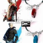ENA0120 DmC Devil May Cry 5 Dante Vergil Necklace Cosplay Accessory Prop - Devil May Cry