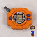 ENA0206 Digimon Adventure Digital Monster Tai Kamiya Taichi Yagami Digivice Cosplay Accessory Prop - Digimon Adventure / Digital Monster