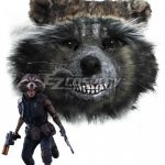ENA0374 Guardians of the Galaxy Vol. 2 Rocket Raccoon Mask Cosplay Accessory Prop - Guardians of the Galaxy