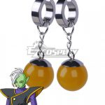 ENA0426 Dragon Ball Super Zamasu One Pair Ear Clips Cosplay Accessory Prop - Dragon Ball Super