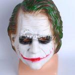 ENA0476 DC Comics The Dark Knight Joker Halloween Mask Cosplay Accessory Prop - Halloween Promotion