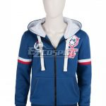 EOWG024 Overwatch OW Blue Hoodie Coat Cosplay Costume - Comic Related Product