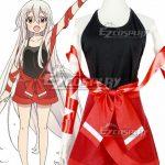 EUC0001 Urara Meirochou Chiya Cosplay Costume - Commission Outfit