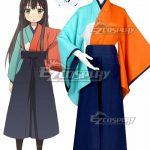 EUC0002 Urara Meirochou Tatsumi Kon Cosplay Costume - Commission Outfit