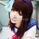 EWG0107 Angel Beats! Nakamura Yuri Wine Cosplay Wig - Angel Beats