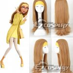 EWG0228 Big Hero 6 Honey Lemon Cosplay Wigs - Including Wig And Headband - Big Hero 6