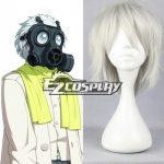 EWG0322 DRAMAtical Murder DMMD-Clear Silvery Gray Anime Cosplay Wig - Dramatical Murder
