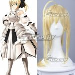EWG0682 Fate Stay Night Fate Grand Order Saber Lily Altria Pendragon King Arthur Yellow Cosplay Wig - Fate Series