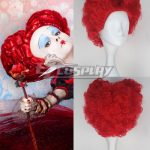 EWG0706 Alice in Wonderland Through the Looking Glass Red Queen Cosplay Wig - Alice in Wonderland