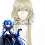 EWG1114 Fate Grand Order Ruler Joan of Arc Jeanne d'Arc Light Gray Cosplay Wig - Fate Series