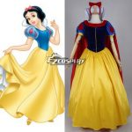 EWP0001 Disney Snow White Princess Cosplay Costume - Disney