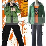 EFT0008-1 Fairy Tail Loke Loki Cosplay Costume - Without pants - Fairy Tail