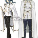 EFN0047 Fate Apocrypha Darnic Prestone Yggdmillennia Cosplay Costume - Fate Series
